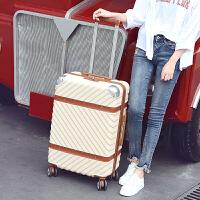箱子密码箱行李箱旅行箱皮箱拉杆箱男女万向轮韩版小清新登机箱包