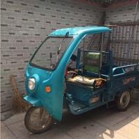 电动三轮车车头雨棚 驾驶室遮阳棚 纳米塑料快递车棚 钢化玻璃篷新品