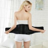 护腰带腰间盘保暖腰椎间盘自发热绑带腰托钢板腰围男女士用