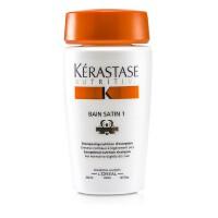 卡诗 Kerastase 滋养恒护1号洗发水 轻微受损干枯发质补水保湿柔顺洗发露(中性至微干性发质) 250ml