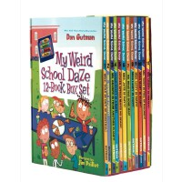My Weird School Daze (12-Book) Boxset《疯狂学校》12本套装ISBN9780062