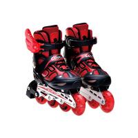 正品美洲狮溜冰鞋儿童可调套装 直排轮滑鞋 成年人旱冰鞋