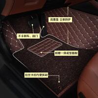 汽车全包围丝圈脚垫易清洗车垫车脚踏垫子汽车地毯可裁剪四季通用