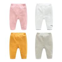 女童婴儿裤子新款女宝宝打底裤3-7-9个月韩版儿童装春秋装