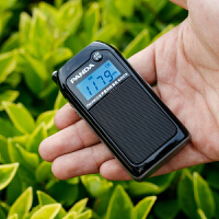 熊猫6203收音机可充电半导体老人便携式老年人小型广播插卡fm迷你调频袖珍播放器随身听听戏机