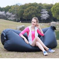 户外用品空气沙发懒人充气床单人便携野外充气床睡袋充气床垫