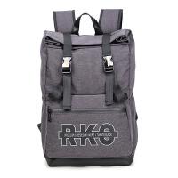 双肩背包大容量防水电脑背包大学生商务双肩书包