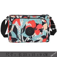 夏季新品休闲斜挎包女包布包韩版牛津布防水单肩包布艺尼龙小包包