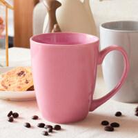 创意简约马克杯可爱咖啡杯子个性女陶瓷水杯套装家用刷牙漱口茶杯