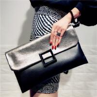 新款潮小包包时尚手拿包女真皮气质斜挎包软皮秋冬信封包女包