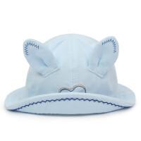 婴儿渔夫帽宝宝盆帽 男孩女孩盆帽棉帽盆帽公主帽