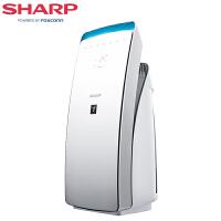 夏普 (SHARP) 空气净化器 FP-CH70-W 家用 时尚触控 智能遥控 除甲醛 除雾霾 除PM2.5