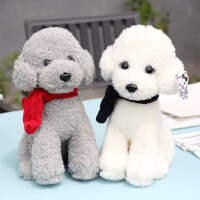 泰迪狗毛绒玩具可爱仿真小狗狗公仔布娃娃玩偶儿童生日礼物女孩