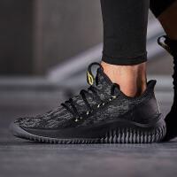 adidas阿迪达斯男子篮球鞋2018新款DAME利拉德比赛训练运动鞋AQ0828