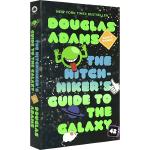 银河系搭车客指南 英文原版 The Hitchhiker's Guide to the Galaxy 英文版科幻小说
