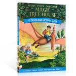 顺丰发货 英文原版章节书 神奇树屋 1 Magic tree house #1:Dinosaurs Before Da