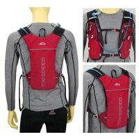 越野跑步背包水袋包男女轻骑行双肩背包马拉松专用户外运动装备 20升以下