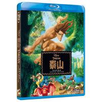 正版迪士尼蓝光dvd动画电影 泰山 高清1080P蓝光BD50光盘 英语