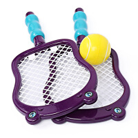 儿童网球拍宝宝小孩小学生初学者幼儿园亲子羽毛球拍体育用品玩具