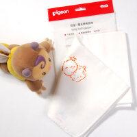 贝亲宝宝柔纱布抗菌浴巾(新款)/婴儿浴巾 不含甲醛 单片装
