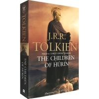 The Tale of the Children of Hurin 胡林的儿女 英文原版 魔戒指环王前传 英文版奇幻小说