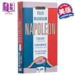 【中商原版】英文原版 Napoleon 拿破仑(50周年版)简装