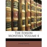 【预订】The Edison Monthly, Volume 4