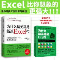 为什么精英都是极速Excel控 湖南文艺出版社