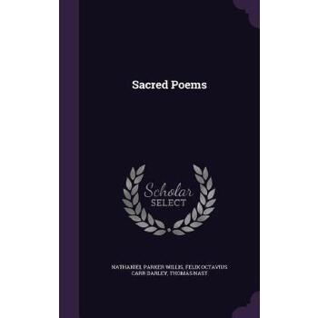 【预订】Sacred Poems 预订商品,需要1-3个月发货,非质量问题不接受退换货。