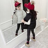 儿童夹棉背心岁女孩棉马夹女童马甲冬季外穿洋气4