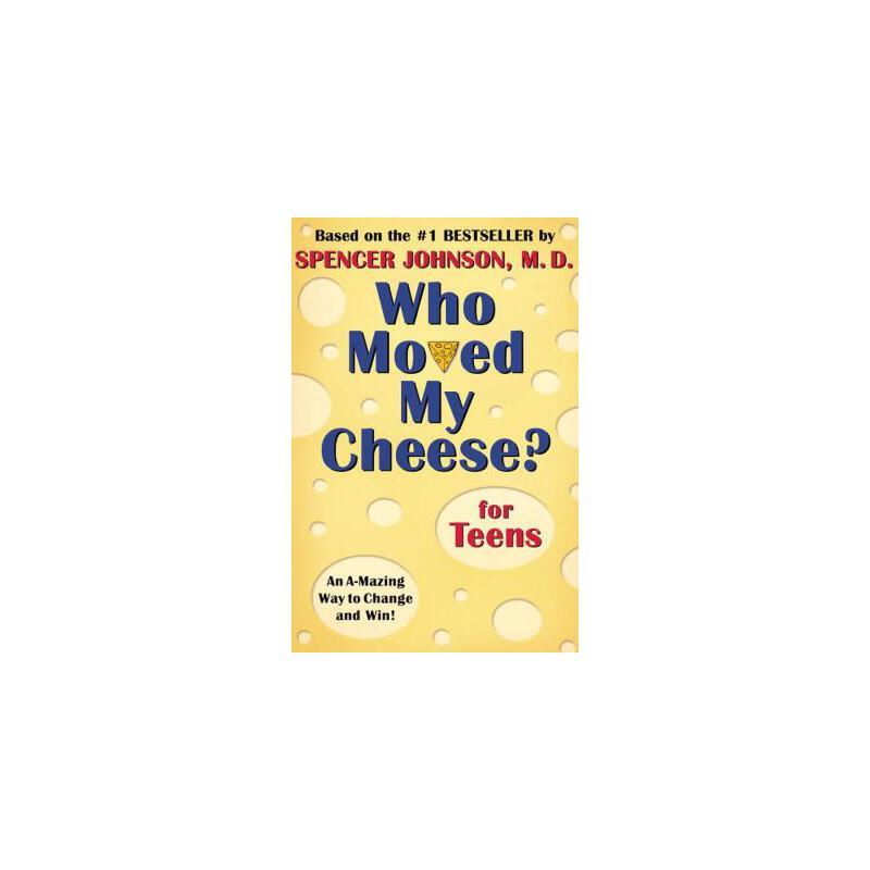 【预订】Who Moved My Cheese? for Teens 预订商品,需要1-3个月发货,非质量问题不接受退换货。
