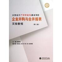企业并购与合并报表实验教程(第2版)