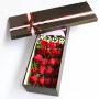19支玫瑰礼盒 鲜花送爱人闺蜜礼品 鲜花 节日生日鲜花全国同城鲜花速递