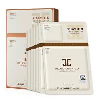 捷俊(JAYJUN)三部曲水光针植物面膜10片/盒