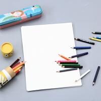 【下单领3元无门槛券】创意学习办公文具 清风女孩袋装A4素描纸