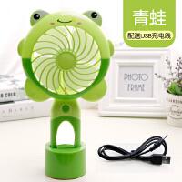 USB小风扇小型可充电学生宿舍便携式随身手持迷你风扇