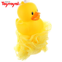 婴儿玩具 皇室正品 婴幼儿童沐浴玩具 小鸭沐浴球 洗澡玩具