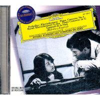 普罗科菲耶夫 第三钢琴协奏曲 拉威尔 G大调钢琴协奏曲 钢琴 阿格里奇(CD)