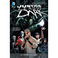 英文原版Justice League Dark Vol. 2: The Books of Magic (The New