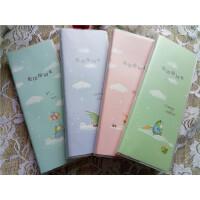 晨光新品胶套单词英语本小笔记本韩版创意英语单词随身便携式长条日记本空白小本子