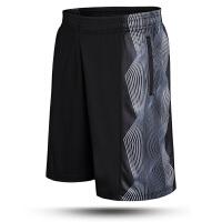 运动短裤男夏季速干运动健身五分裤新款透气篮球裤宽松大码跑步训练短裤