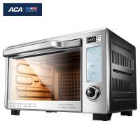 【ACA北美电器旗舰店】GT320 智能电子式 高端电烤箱 三键操作 自动预热