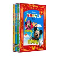 原装正版儿童动画片dvd碟片米奇妙妙屋合集一儿童迪士尼动画片DVD碟