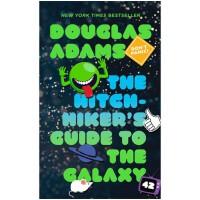 【正版包邮】银河系漫游指南 英文原版 The Hitchhiker's Guide to the Galaxy 银河系搭车客指南 太空漫游 科幻小说 道格拉斯亚当斯 进口原文英语书籍