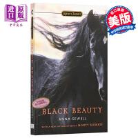 【中商原版】黑骏马英文原版小说英文版 Black Beauty Anna Sewell Signet Classics