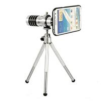 ikodoo爱酷多 12倍手机外置望远镜头 适用于三星Note2 Note3 Note4 S5系列手机 N71010保