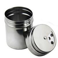 不锈钢旋转式胡椒罐调味瓶户外装备野餐烧烤