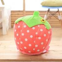 可爱水果草莓背包儿童包包幼儿园书包双肩包卡通儿童生日礼物女生