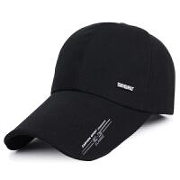 帽子男士秋冬天新款保暖棒球帽韩版休闲户外运动钓鱼帽韩版鸭舌帽