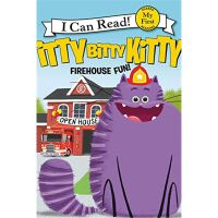 Itty Bitty Kitty: Firehouse Fun,Itty Bitty Kitty: Firehouse